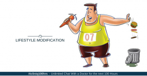 Lifestyle Modification for Obesity