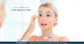 Tips to take Care of Your Eyes