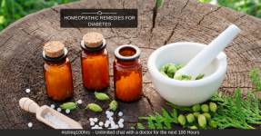 Most helpful Homeopathic Remedies for Diabetes