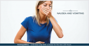 When to Seek Expert Advice for Nausea and Vomiting?