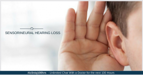 Bilateral Sensorineural Hearing Loss - Causes, Symptoms, Diagnosis and Treatments