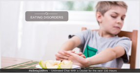 Eating Disorders in Children and Teens