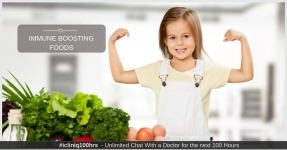 Top 5 Immune Boosting Foods for Kids