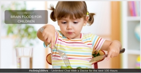 Top Five Brain Storming Foods for Children
