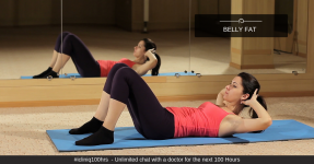 Exercises to Reduce Belly Fat for Females