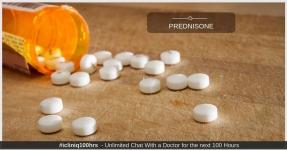 Prednisone (RAYOS)