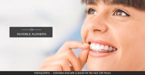 Invisible Aligners for a Perfect Smile