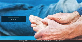 Gout-Causes, Symptoms, Diagnoses, Causes, Prevention