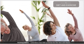 Diet and Exercise for Diabetic Patients