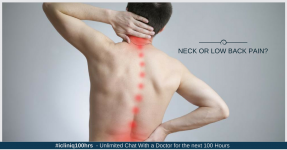 When is Surgery Necessary for Neck or Low Back Pain?