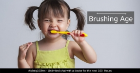 By What Age Toddlers Should Start Brushing Teeth On Their Own?