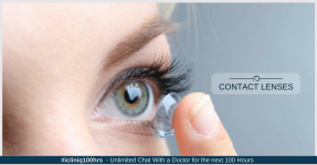 Contact Lenses, an Alternative to Wearing Glasses