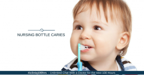 How to Prevent Nursing Bottle Caries?