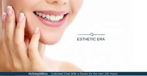 Esthetic Era - Treatment for Midline Diastema