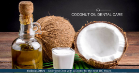 Prevent Tooth Decay With Coconut Oil