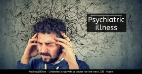 Why people with psychiatric illness do not take drug