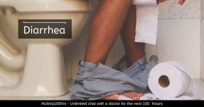 Watery Diarrhea - Not Always Due to Food Poisoning