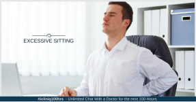 Say Goodbye to Excessive Sitting!!