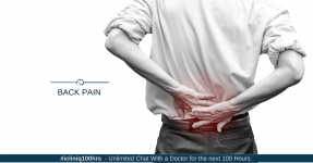 Get Cured from Back Pain Now!