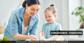 Coronavirus - Parenting In Quarantine