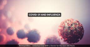 COVID-19 and Influenza