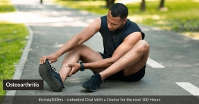 Easy Exercises for Knee Osteoarthritis (OA)