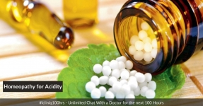 Homeopathy for Acidity