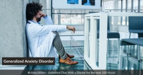 Generalized Anxiety Disorder (GAD) - Symptoms, Signs, Causes, and Treatment