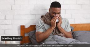 Maxillary Sinusitis - Symptoms, Causes, and Treatment