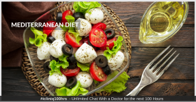 Mediterranean Diet - Benefits, and Special Things