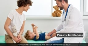 Parasitic Worm Infestations and Deworming