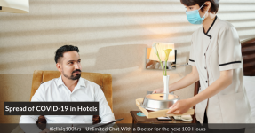 Preventive Measures to Contain the Spread of COVID-19 in Hotels and Restaurants