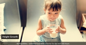 Top Foods Necessary to Increase Height in Children