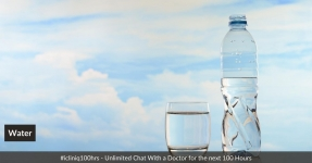 Water, a Way to Stay Healthy