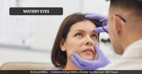 Watery Eyes - Symptoms, Causes, and Treatment