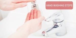 Hand Washing Steps