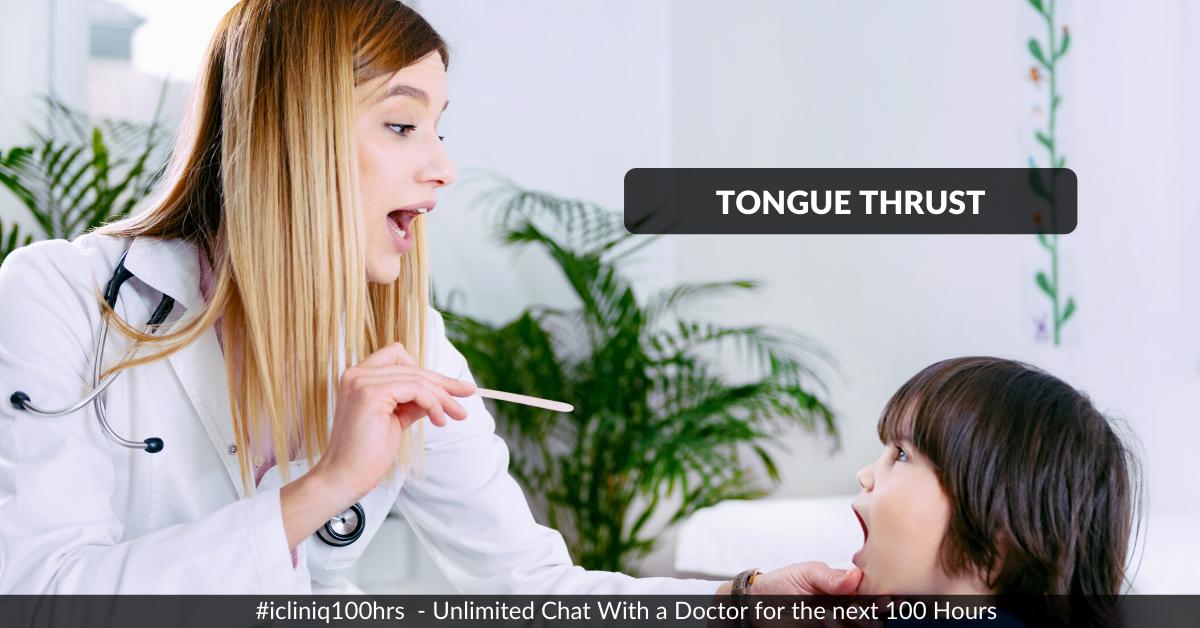 Tongue Thrust