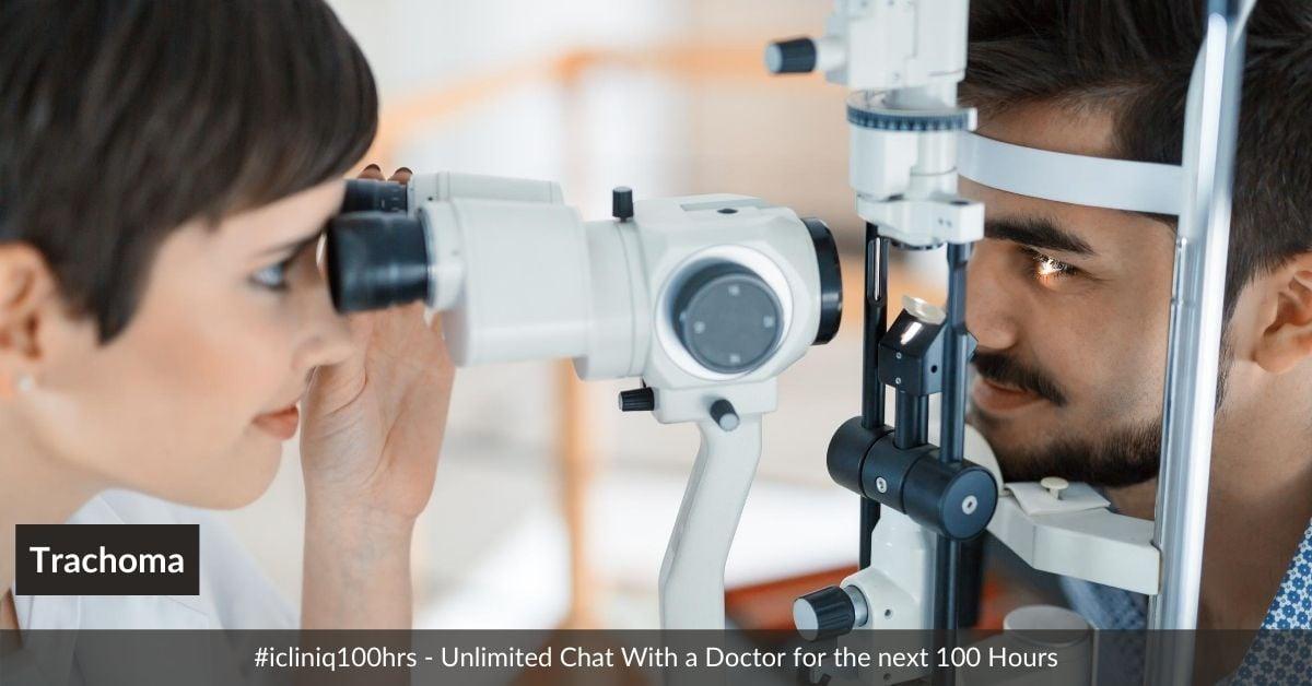 Trachoma - an Easily Preventable Blinding Disease