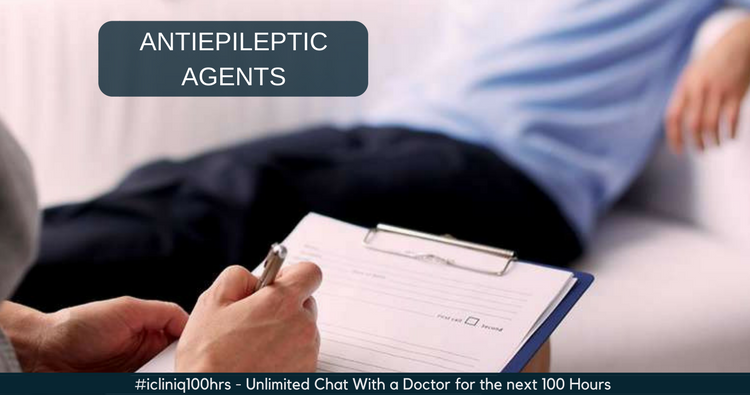 Usage of Antiepileptic Agents in Psychiatry