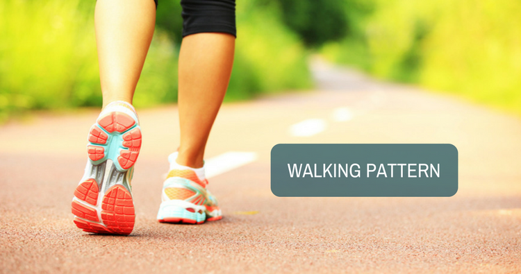 Walking Pattern to Reduce Force on Weight-Bearing Joints
