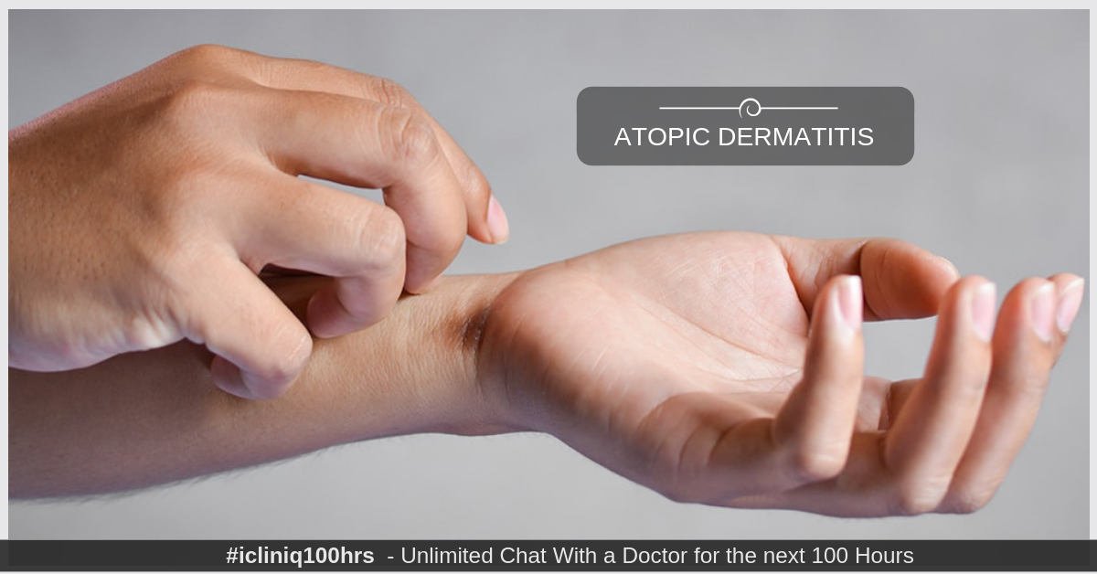 What Is Atopic Dermatitis?