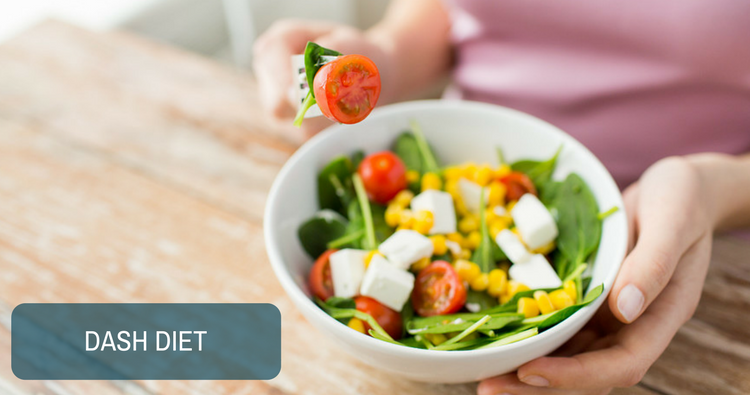 DASH Diet: 8 Simple Steps on Your Diet to Lower Blood Pressure and Improve Heart Functions