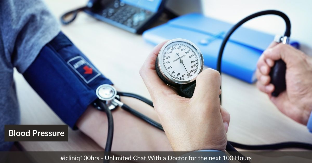 Blood Pressure Monitoring at Home