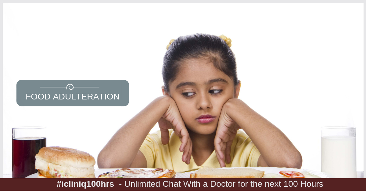 Why Is Food Adulteration Harmful for Children?
