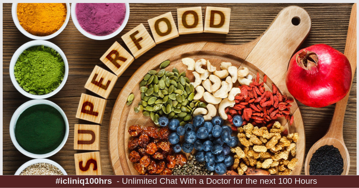 Why Should You Consume Superfoods?