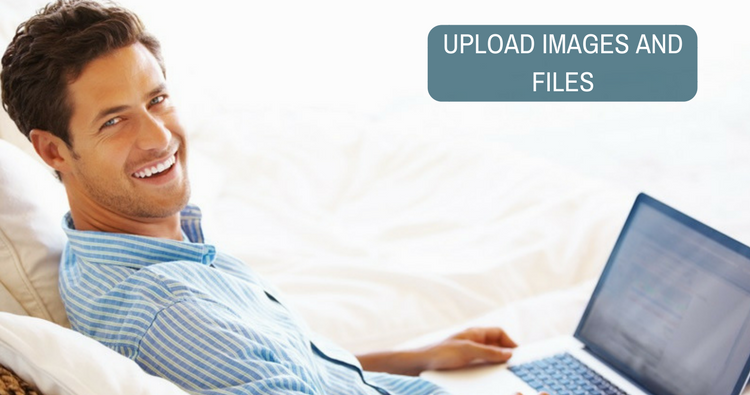 Why Should You Upload Images and Files in Online Medical Queries?