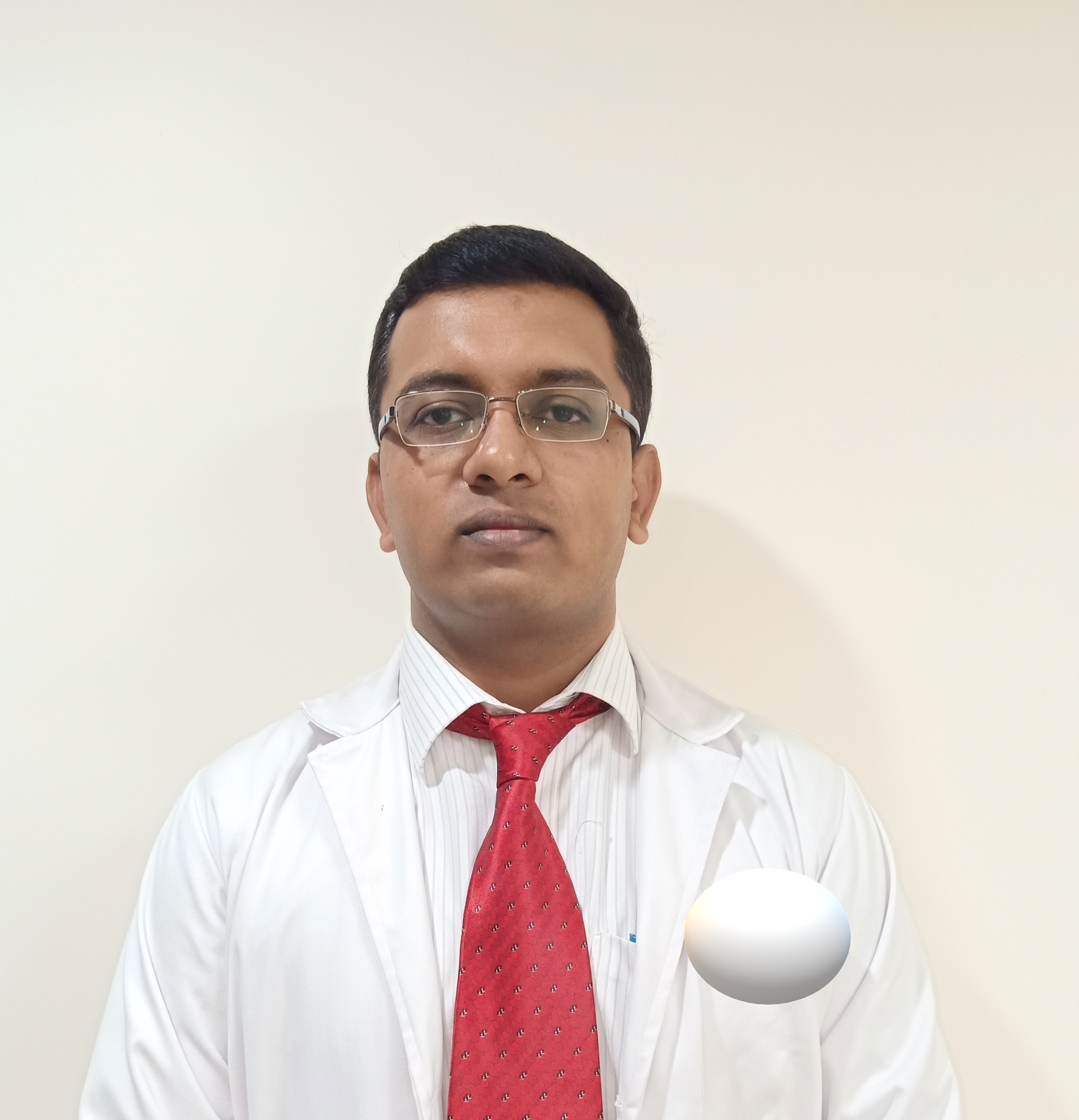 Dr. Achint Krishna