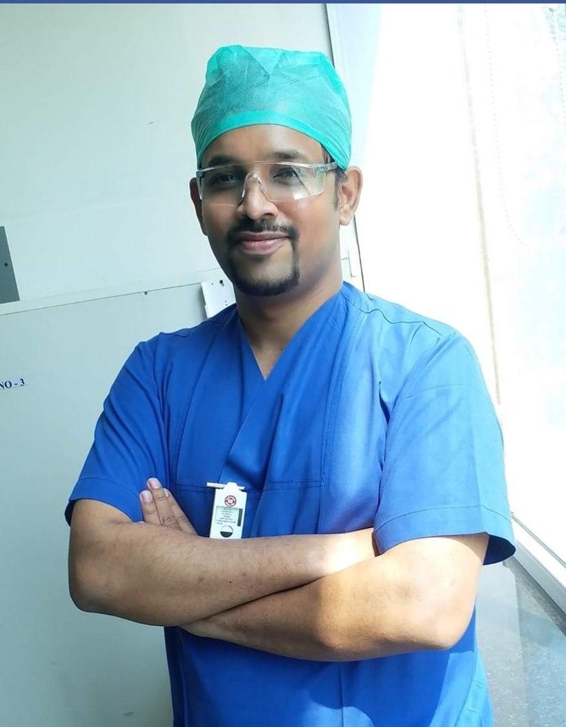 Dr. Dipak Sopan Patade