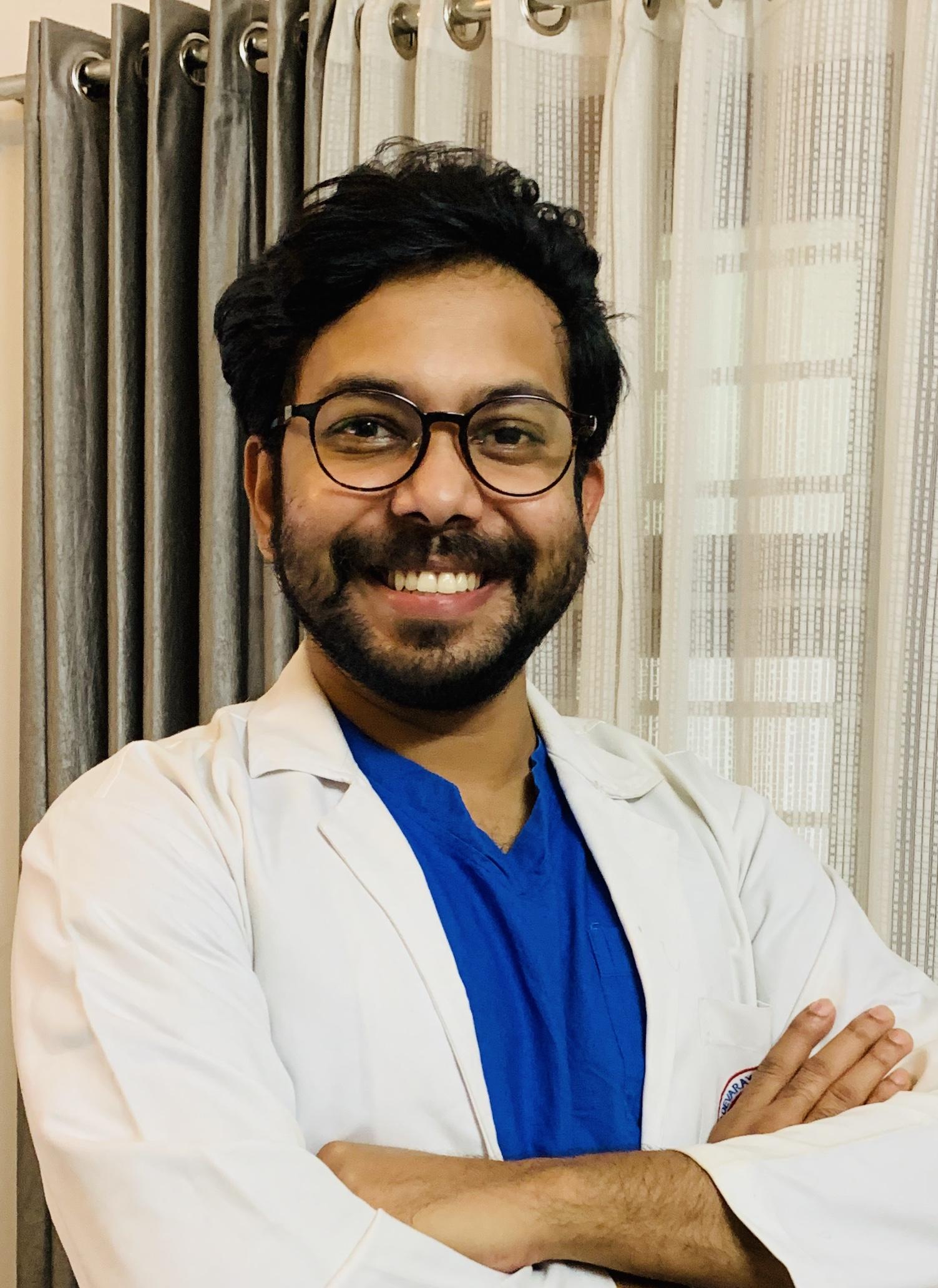 Dr. Akhil K Padmanabhan
