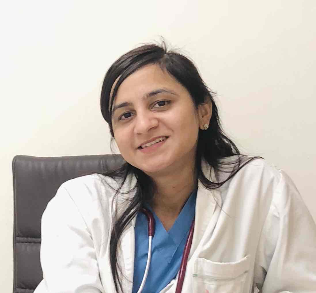 Dr. Hardika Kothari